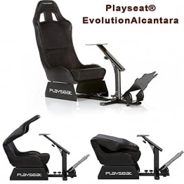 Playseat Evolution M Alcantara - 1