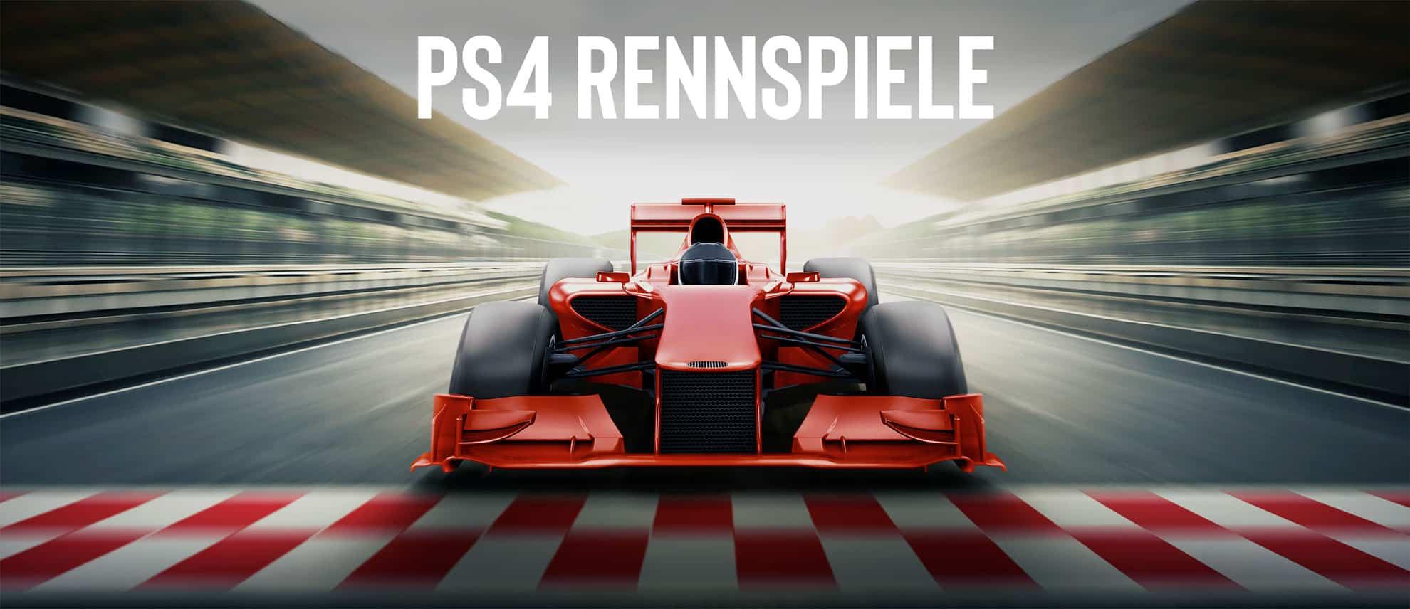 PS4 Rennspiele