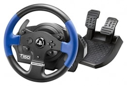 Thrustmaster T150 RS (Lenkrad inkl. 2-Pedalset, PS4 / PS3 / PC) - 1